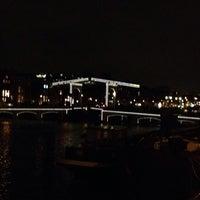 Photo taken at Amstelsluis by René J. on 11/29/2013