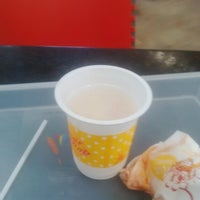 Photo taken at Food Court Margo City by willey f. on 4/14/2016