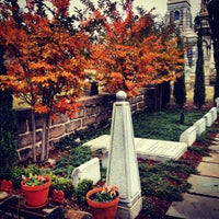 Photo taken at Oakland Cemetery by Chad E. on 11/7/2012