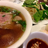 Photo taken at Pho Tran Restaurant by Kerry M. on 12/18/2014