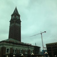 Photo taken at King Street Station (SEA) by Kerry M. on 4/1/2013