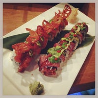Photo taken at Yama Sushi by Burk J. on 10/16/2013