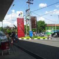 Photo taken at SPBU 54.613.06 Bhayangkara - Mojokerto by YulKoz on 12/19/2012