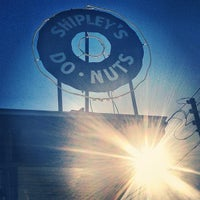 Photo taken at Shipley's Donuts by sozavac on 3/3/2013