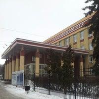 Photo taken at ВГУ by Maxim B. on 2/3/2013