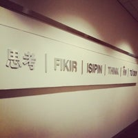 Photo taken at IBM Place 1 @ 7 Changi Business Park by Imran A. on 11/18/2013