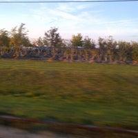Photo taken at Meyer Landscape & Nusery by Chuck G. on 10/8/2012