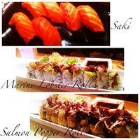 Photo taken at Sushi Sake by Bryant B. on 12/16/2012