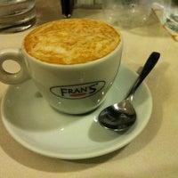 Photo taken at Fran's Café by Danielli D. on 1/6/2013