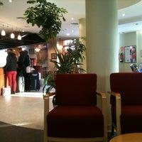 Photo taken at Ibis Hotel Sevilla by Silvia V. on 12/13/2012