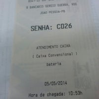 Photo taken at Banco do Brasil by Katianne V. on 5/5/2014
