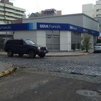 Photo taken at BBVA Banco Francés Sucursal San Isidro by Claudio M. on 10/14/2012