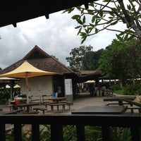 Photo taken at East Coast Lagoon Food Village by goskey on 2/24/2013