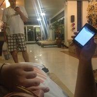 Photo taken at Balitaya Resort by Katerina T. on 1/7/2013