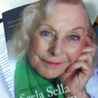 Photo taken at Siltala publishing by Sari L. on 9/19/2012
