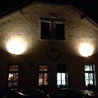 Photo taken at Restaurace a penzion U Koně by Martin H. on 2/6/2016