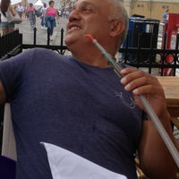 Photo taken at Mediterranean Flames by Bill S. on 6/30/2013