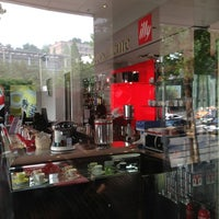 Photo taken at Espressamente illy by James T. on 6/2/2013