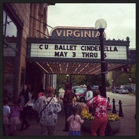 Photo taken at Virginia Theatre by Nicole T. on 5/5/2013