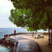 Photo taken at Haad Tian Beach Resort by Ekaterina M. on 2/25/2013