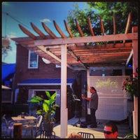 Photo taken at Mezzo Grill by Brandon F. on 6/14/2013