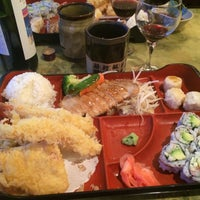 Photo taken at Mei Sushi by Victoria A. on 4/3/2015
