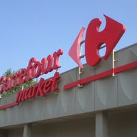 Photo taken at Carrefour market by Raymond G. on 8/21/2013