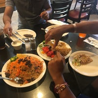 Photo taken at De Afghanan Kabob House by sidharth s. on 9/18/2016