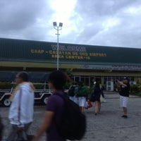 Photo taken at Lumbia Airport (CGY) by jani on 6/12/2013
