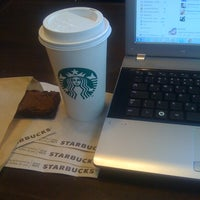 Photo taken at Starbucks by Nicks A. on 10/8/2012