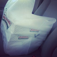 Photo taken at Krispy Kreme Doughnuts by Marcus P. on 5/19/2014