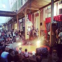 Photo taken at Casa de Cultura Mario Quintana by Diego M. on 2/21/2013