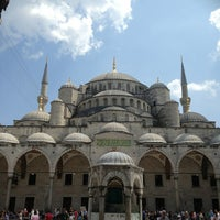 Photo taken at Sultanahmet Square by Son ツ on 7/27/2013
