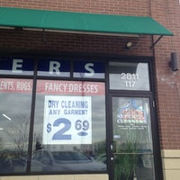 Photo taken at Super Low Cost Cleaners by Victoria T. on 3/27/2013