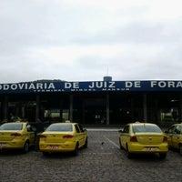 Photo taken at Terminal Rodoviário Miguel Mansur by Kallauan M. on 9/23/2012