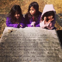 Photo taken at Alexandria National Cemetery by Ken L. on 3/9/2014
