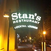 Photo taken at Stan's Restaurant & Lounge by Lorenzo C. on 9/14/2012