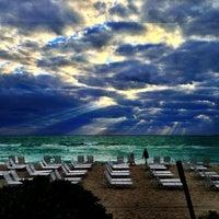 Photo taken at Four Points by Sheraton Miami Beach by Dillon K. on 11/11/2012