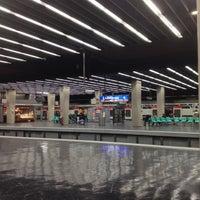 Photo taken at RER La Défense – Grande Arche [A] by MikaelDorian on 11/28/2012