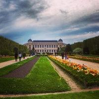 Photo taken at Botanical Garden of Paris by MikaelDorian on 5/8/2013