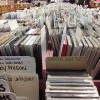Photo taken at Joe's Record Paradise by Meagan H. on 4/19/2014