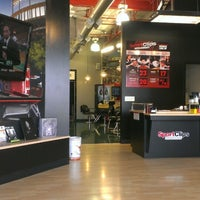 Photo taken at Sports Clips by William G. on 3/18/2013