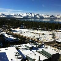 Photo taken at Harrah's Lake Tahoe Resort & Casino by Bernard on 1/5/2013