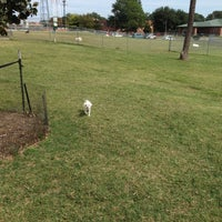 Photo taken at Memphis Dog Park by Lesley F. on 9/29/2012