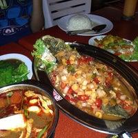 Photo taken at Sukhumvit Restaurant by Mac A. on 2/16/2013