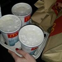 Photo taken at McDonald's by NaNa W. on 11/16/2013