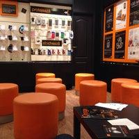 Photo taken at Orange Smart Shop & Care by Cristina D. on 10/4/2014