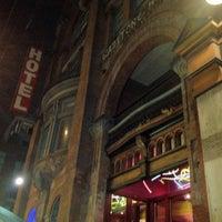 Photo taken at Gladstone Hotel by Viviana E. on 1/31/2013