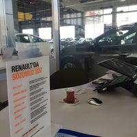 Photo taken at Karoto Renault by GURKAN Ç. on 5/17/2016