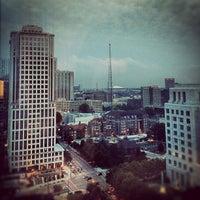 Photo taken at Loews Atlanta Hotel by Mark B. on 9/29/2012